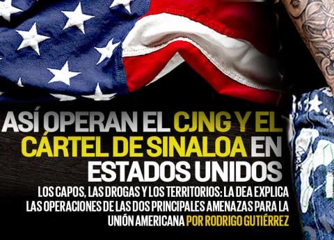 ¿Cómo operan los cárteles mexicanos en Estados Unidos?