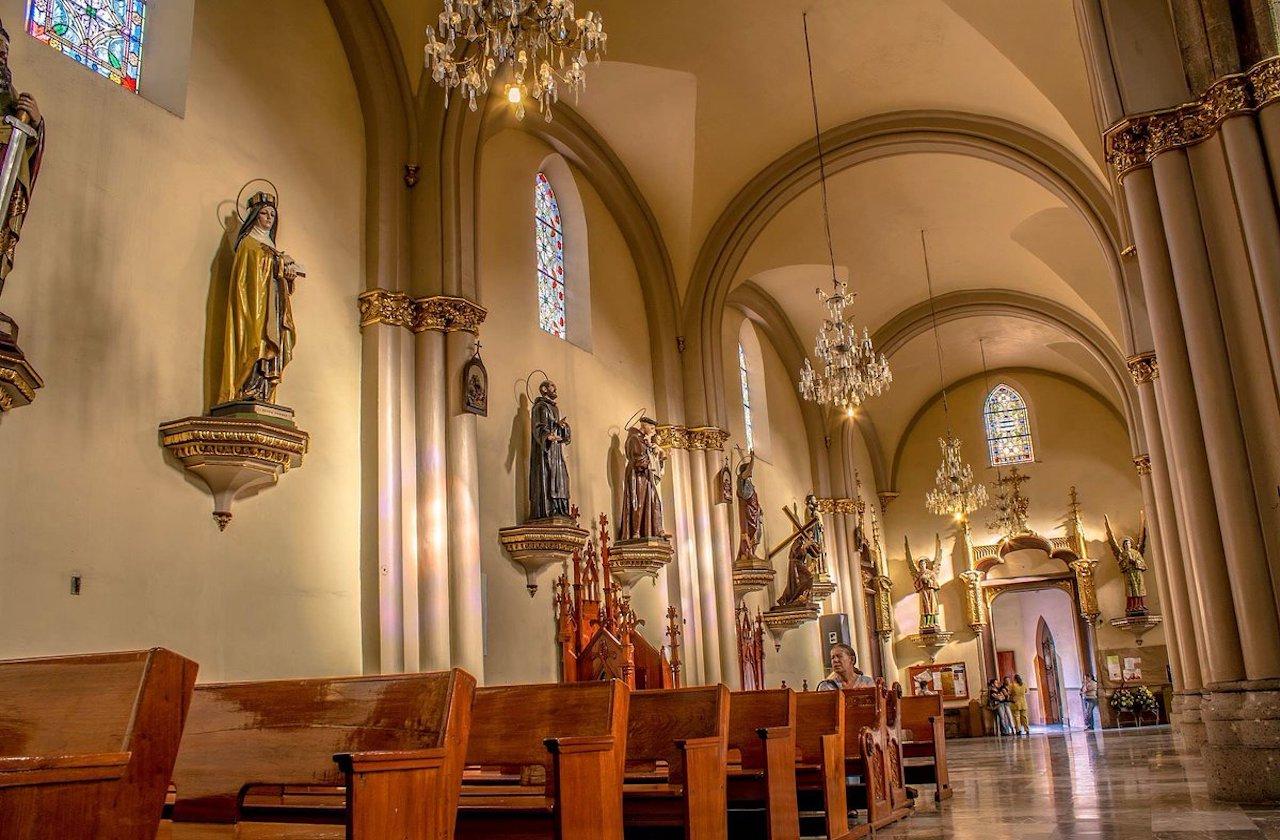 Misas de Semana Santa serán transmitidas por TV y radio: Iglesia