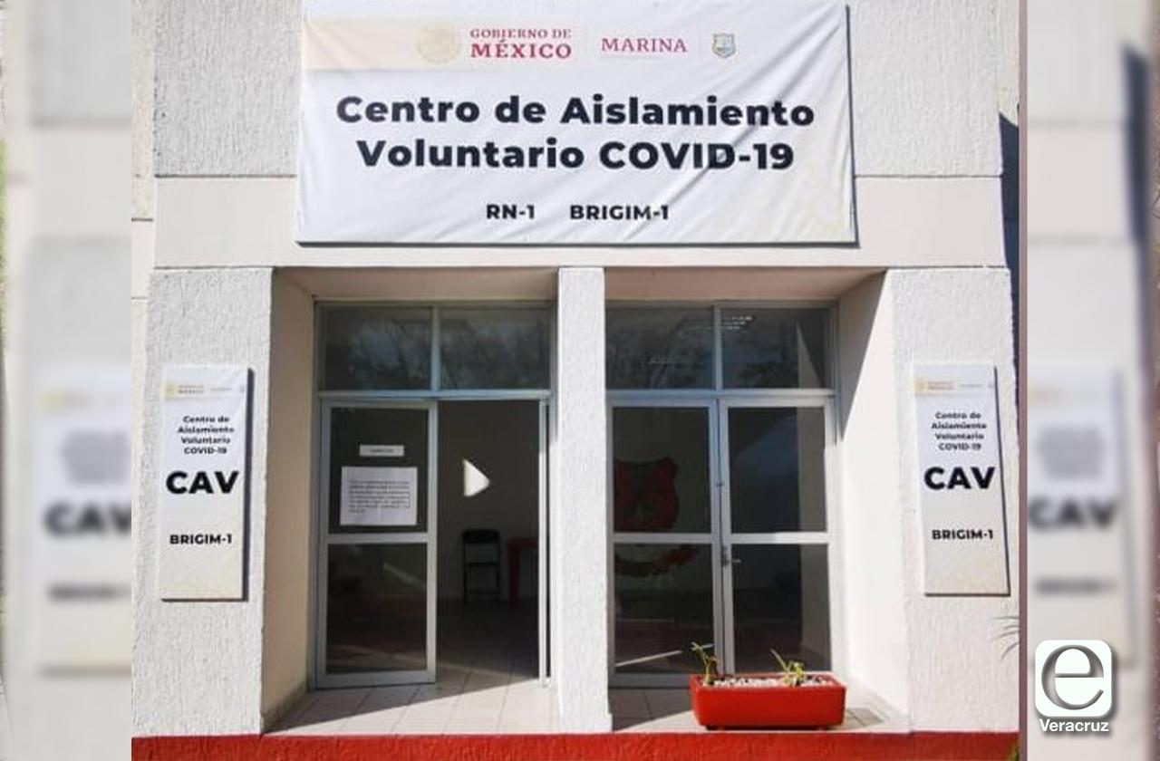 Centro de Aislamiento Voluntario, alternativa para pacientes covid