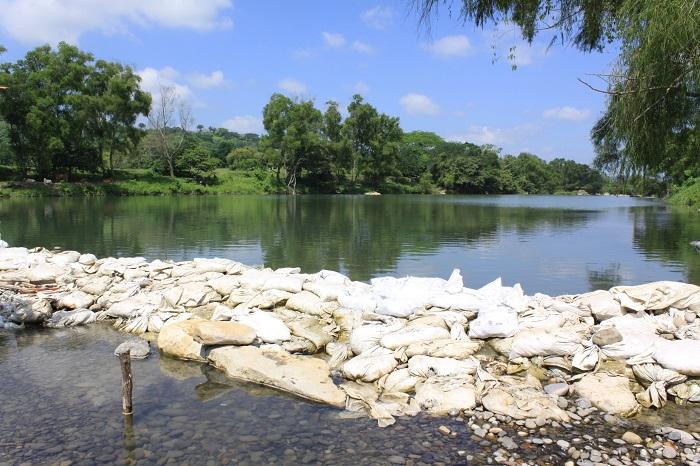 Sube nivel del río Cazones; descartan riesgo para los vecinos