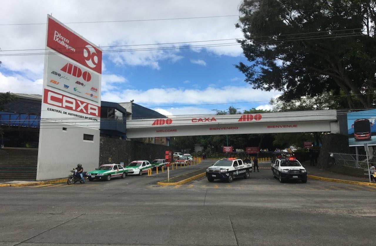 ADO cancela corridas por falta de usuarios en CAXA