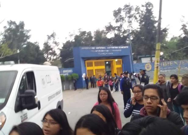 Matan a joven en plantel de la UNAM