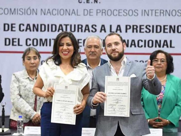 Veracruzana con pasado panista, una de las aspirantes a la dirigencia del PRI