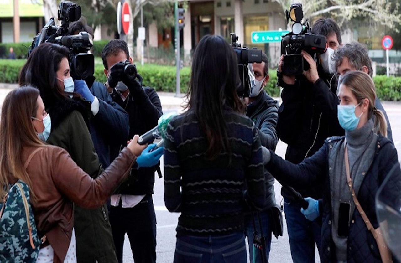 Ceapp crea programa para reporteros afectados por covid