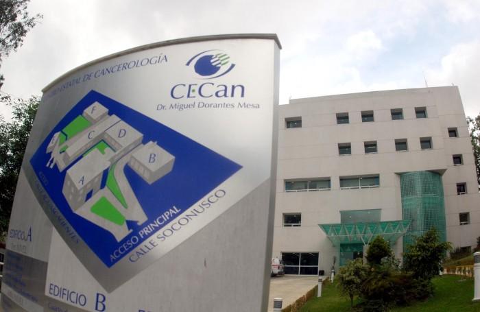 Reconocen desabasto de medicamentos en Cecan
