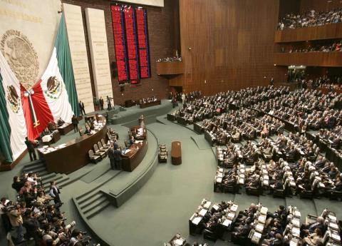 Diputados federales votarán revocación de mandato este jueves
