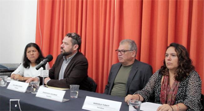 Exigen a EPN esclarecimiento de caso Narvarte
