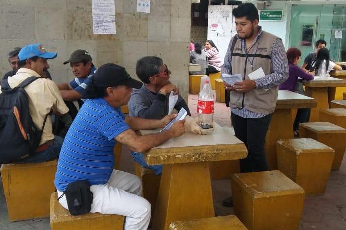 Estos son los módulos del Censo del Bienestar y pensión 68 y más en Xalapa y Veracruz