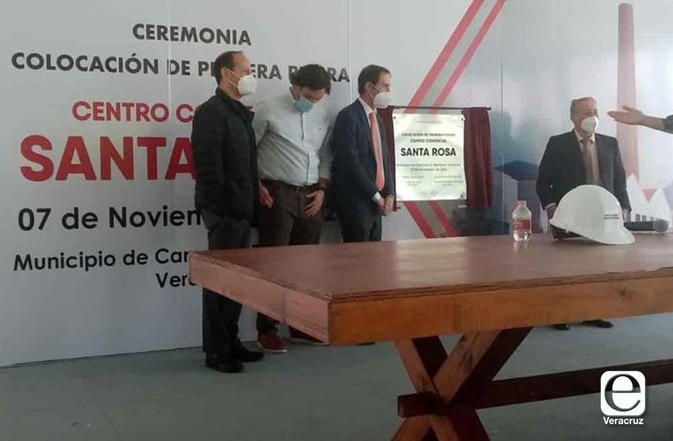 Inicia construcción de centro comercial en Mendoza