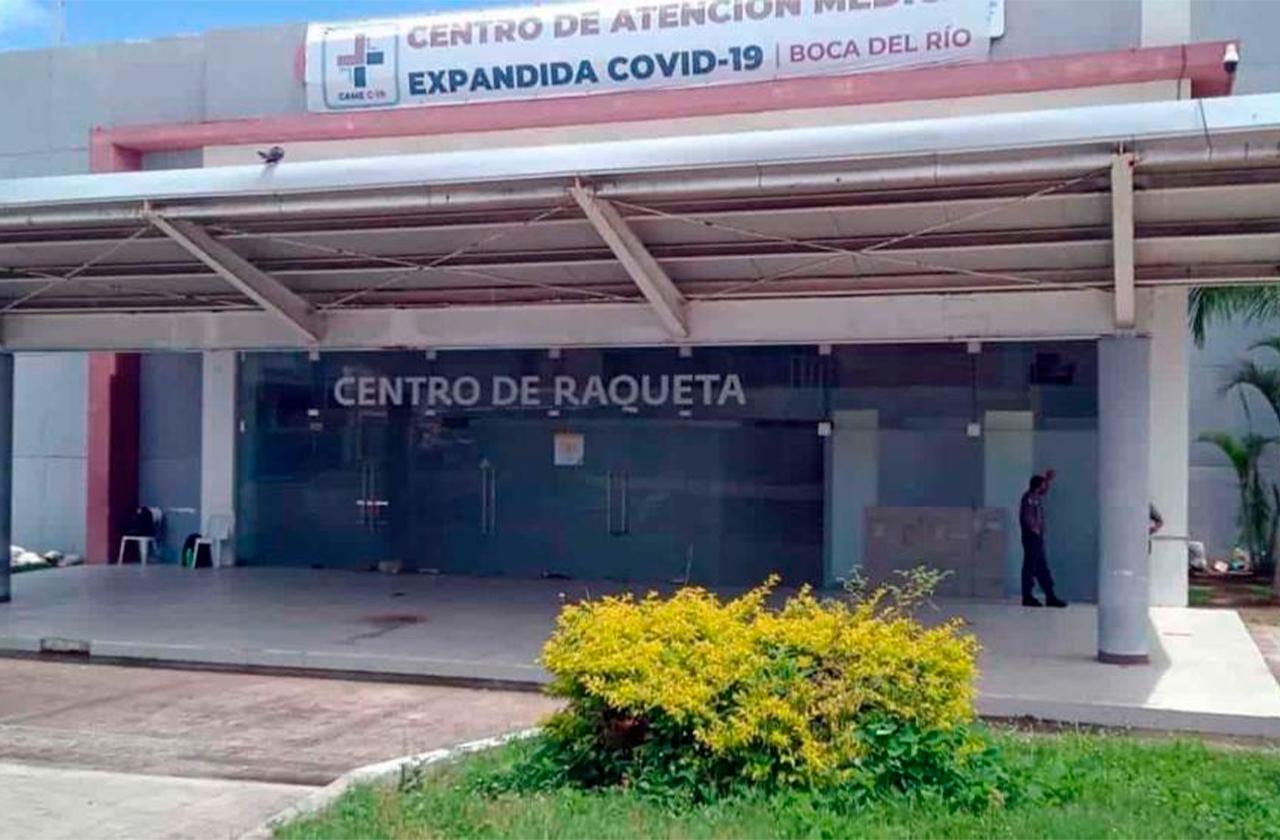 Centro de Raqueta en Boca reactiva atención a pacientes covid