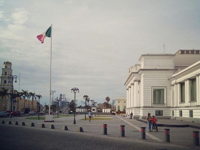 Centro Histórico de Veracruz, la promesa incumplida de Peña Nieto