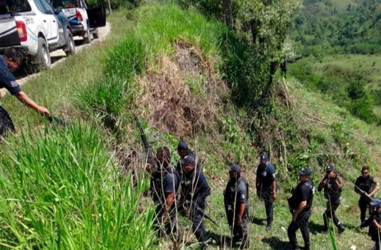 Cerro de Nanchital, referente del tráfico de migrantes