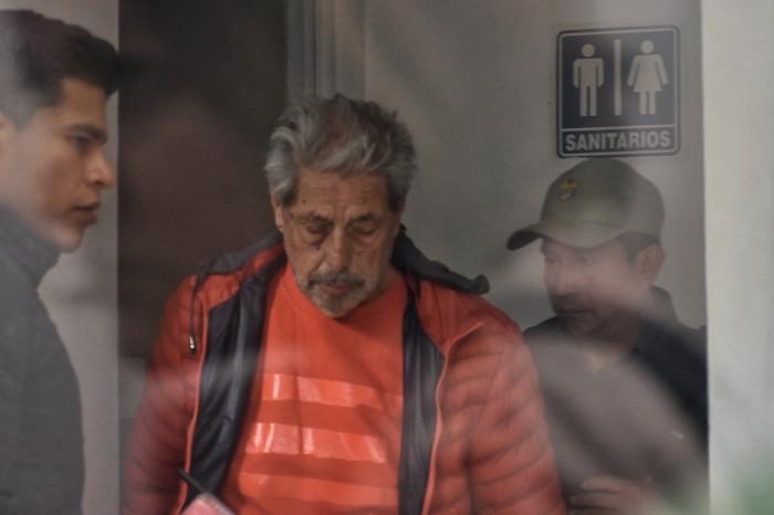 César del Ángel sigue hospitalizado