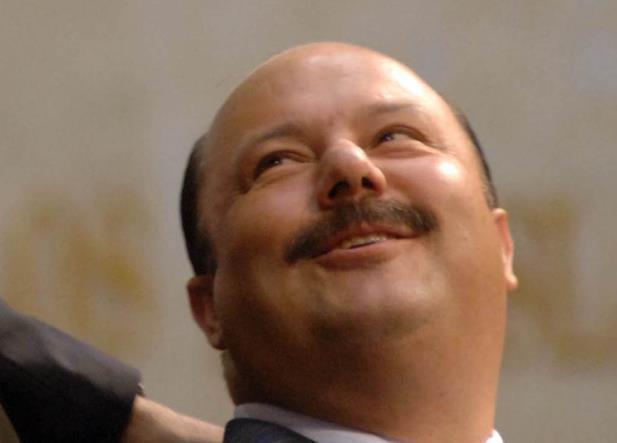 PRI confirma expulsión de César Duarte
