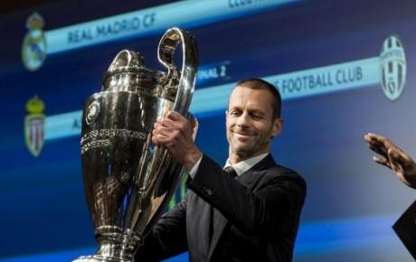 Así serán las semifinales de la Champions League