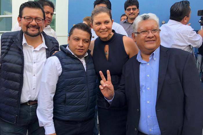 Guzmán Avilés pide a Congreso actuar conforme a derecho en cuenta pública 2017