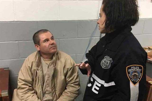 El Chapo comparecerá hoy en una audiencia en la Corte de Brooklyn