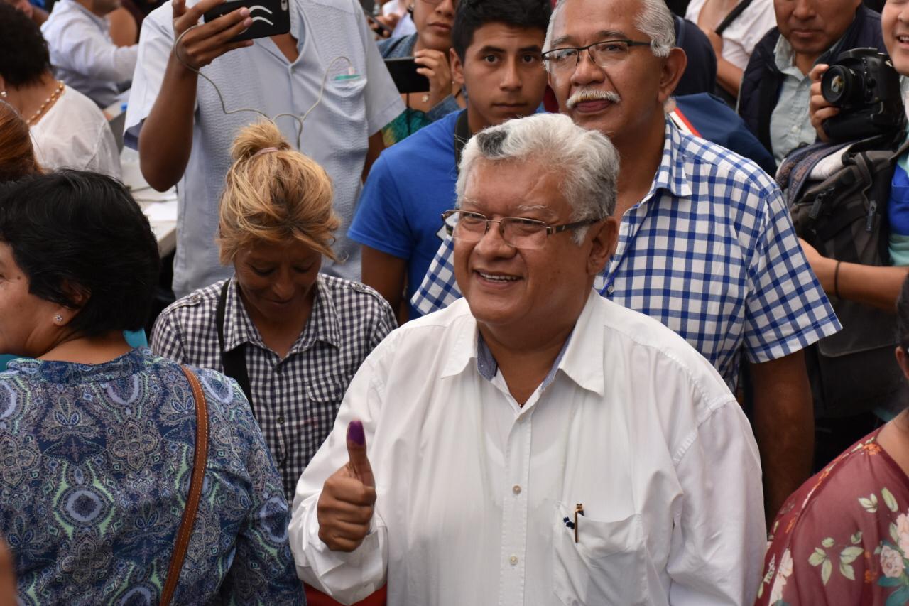 Sombra de Duarte empañó contienda interna del PAN; Joaquín Guzmán virtual ganador