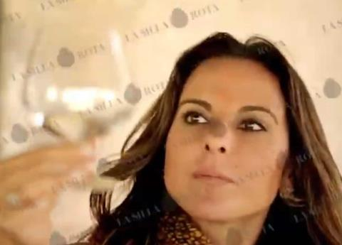 Kate del Castillo envió video promocional a