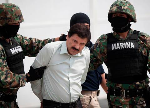 """DEA desdeñó a autoridades mexicanas en captura de """"El Chapo"""""""