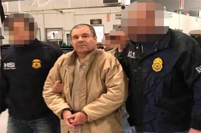 Permitirán que El Chapo le envíe cartas a Emma Coronel