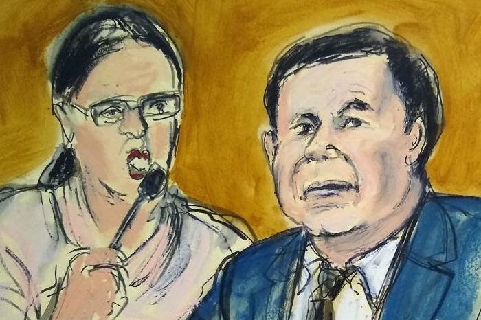 El Chapo Guzmán es declarado culpable en Estados Unidos