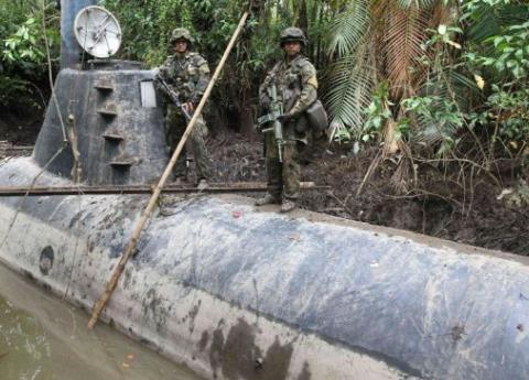 El Chapo Guzmán también usó submarinos
