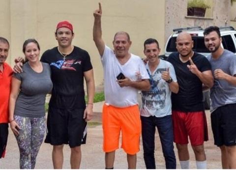 De 3 tiros asesinaron al hermano de Julio César Chávez