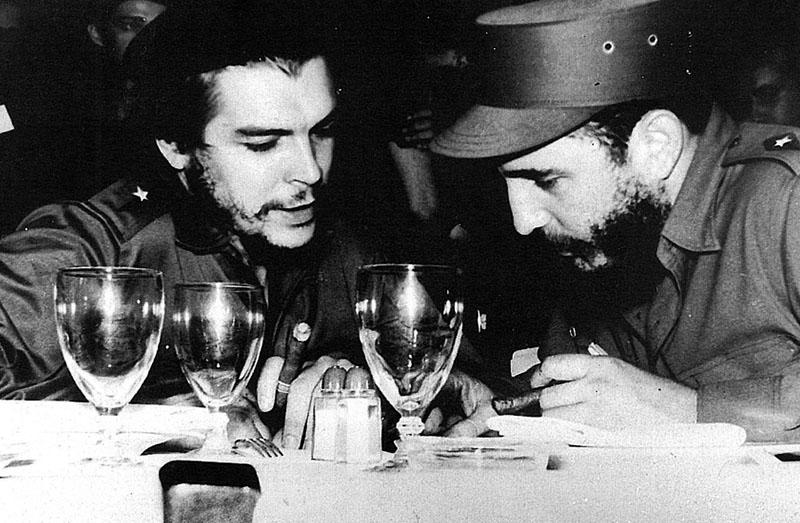 El Che y Veracruz, aquí se fraguó la Revolución Cubana
