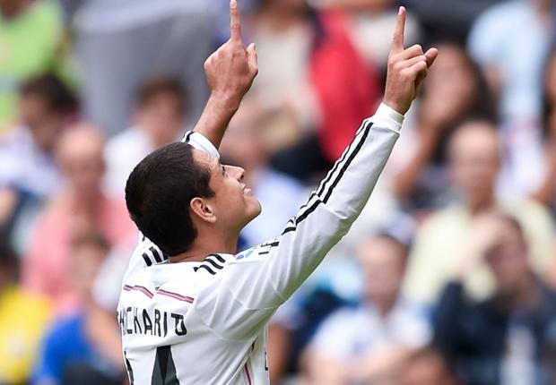 'Chicharito' Hernández, el olvidado del Real Madrid