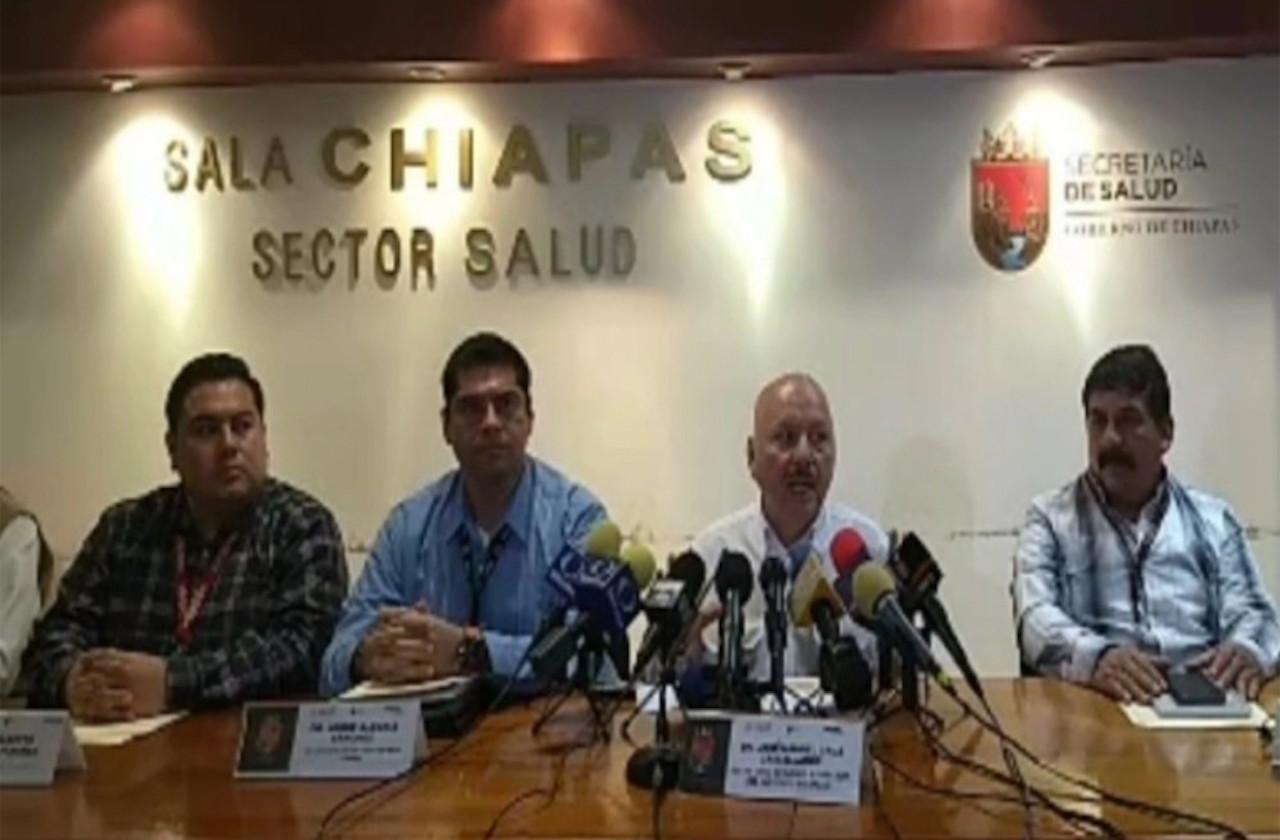 Confirman nuevo caso de coronavirus en Chiapas