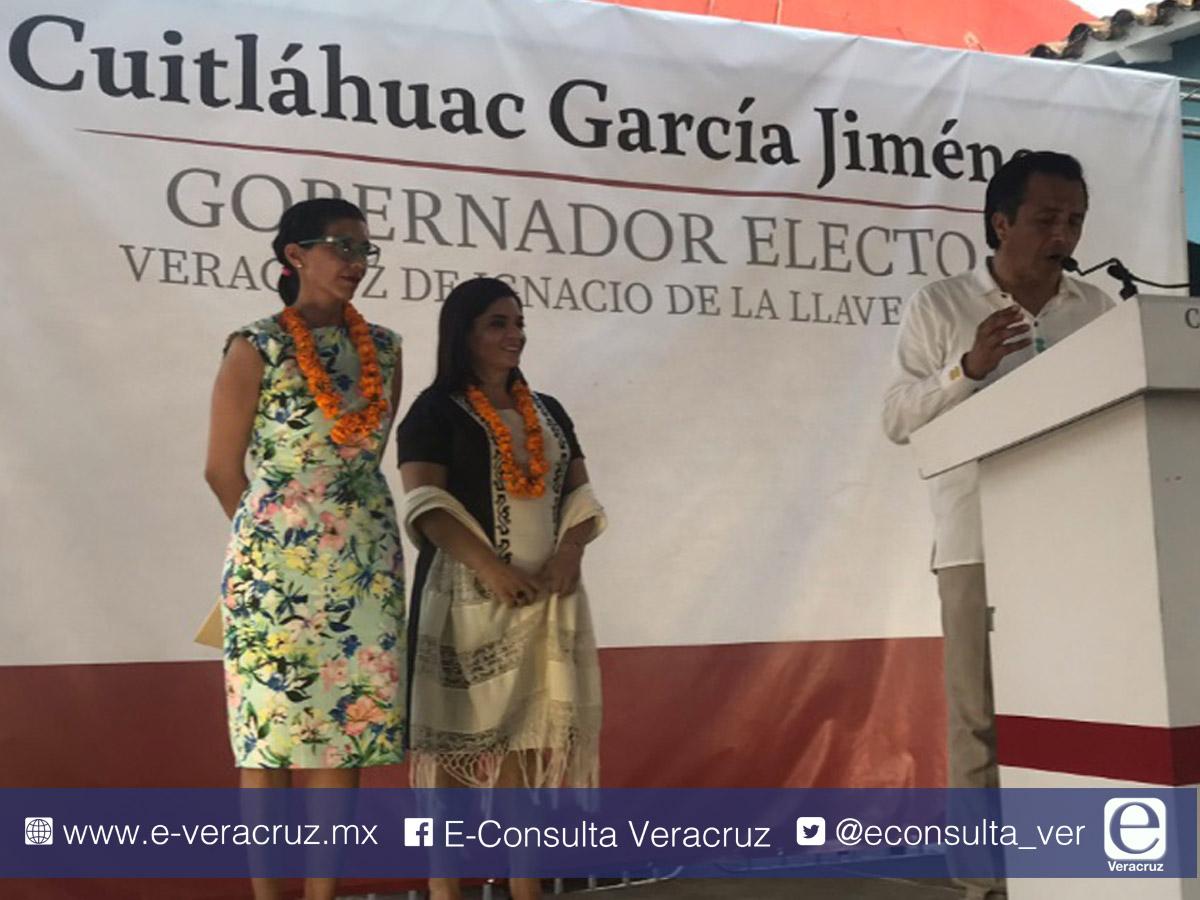 Cuitláhuac anuncia nombramientos en cultura y de programa de gobierno