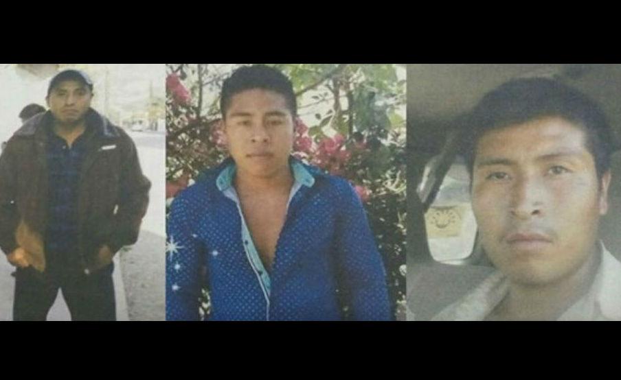 Reportan desaparición de cinco artesanos de Veracruz en Guerrero