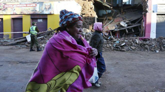Razones por las que sismos de gran magnitud, son menos mortíferos en Chile