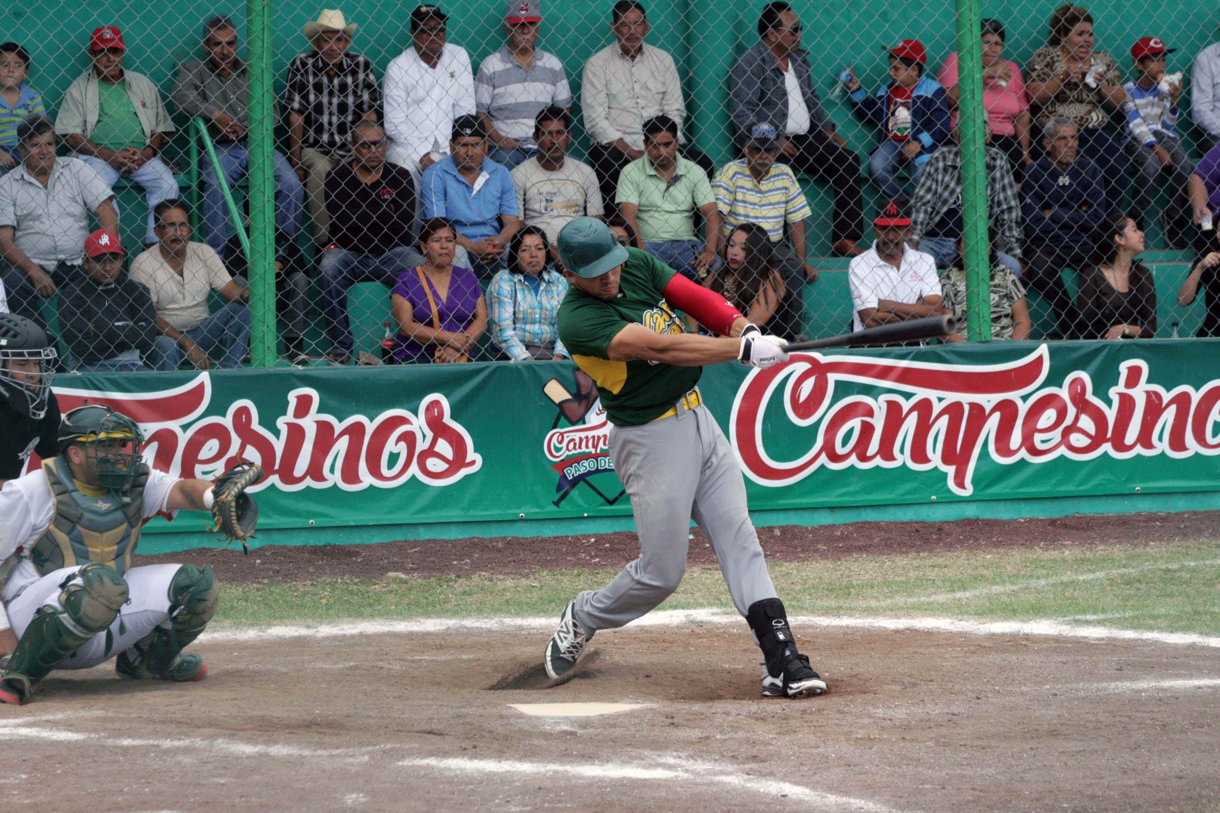 Chileros de Xalapa se llevan el segundo de la serie contra Campesinos
