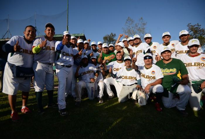 Chileros son campeones de la Liga de Béisbol Estatal de Veracruz