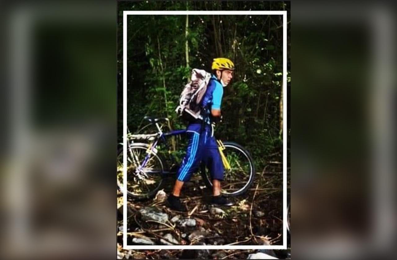 Ciclismo y UV de luto: Jaime falleció en accidente de 'bici'