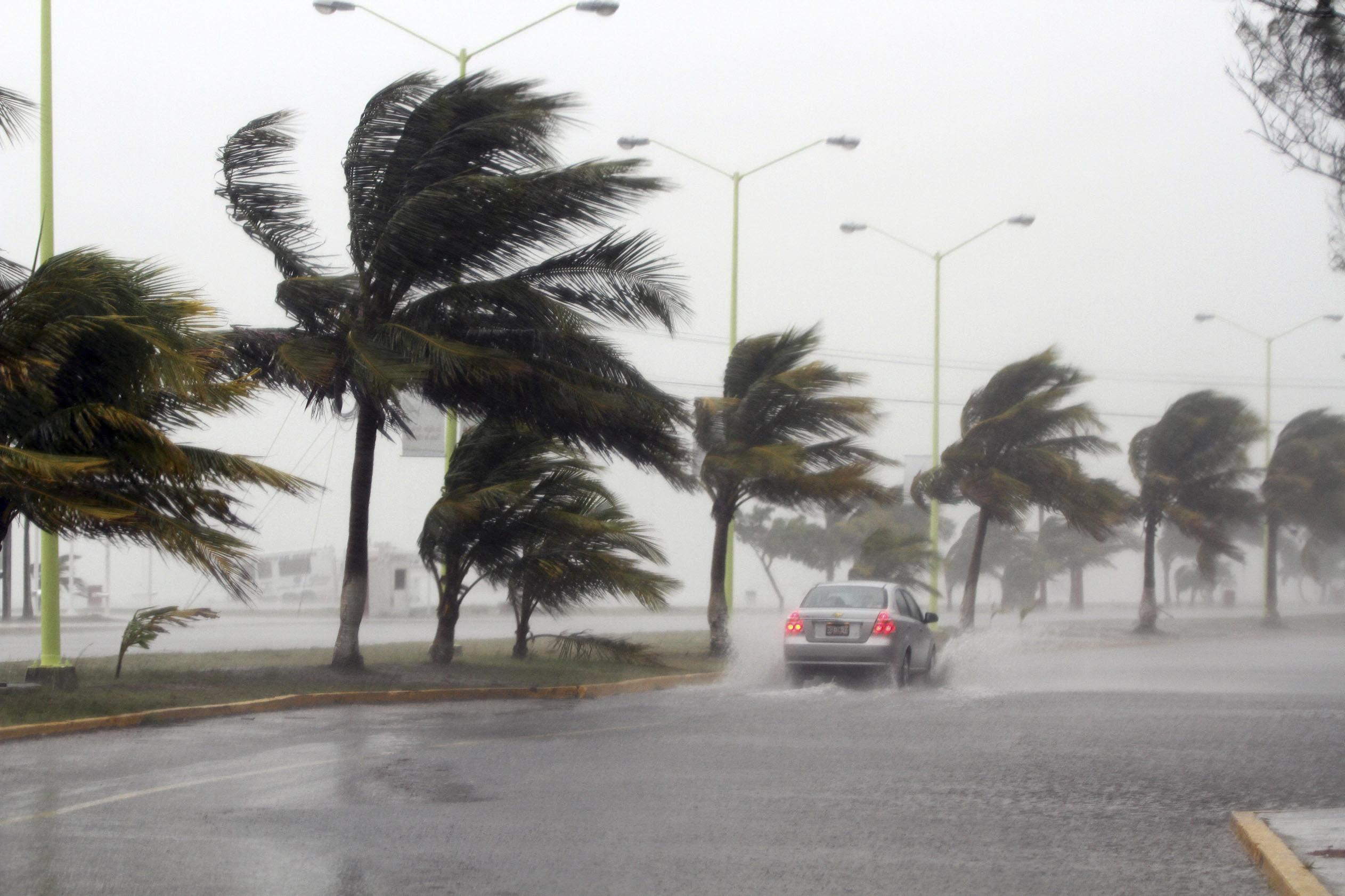 Inicio de temporada de lluvias y ciclones 2017