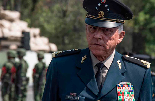 FGR determina no presentar cargos contra Cienfuegos