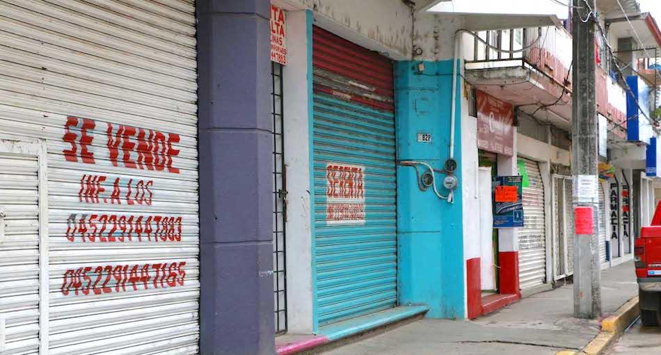 Inseguiridad provocó cierre de 15% de restaurantes en Veracruz