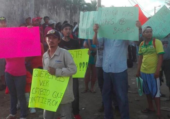 Vecinos de Villa Allende cierran basurero municipal