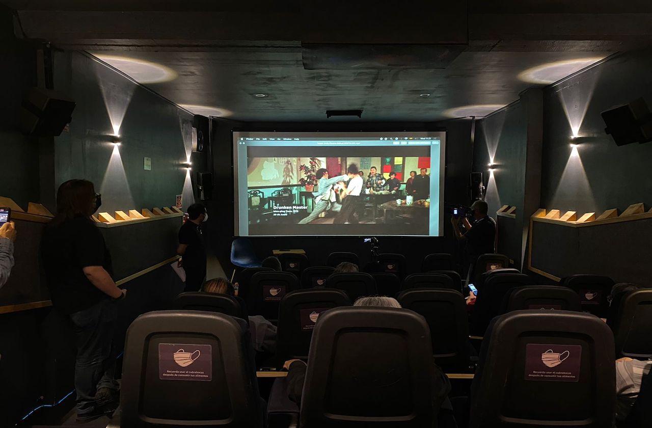 Cinema Nahual, nueva alternativa para el cine independiente de Xalapa