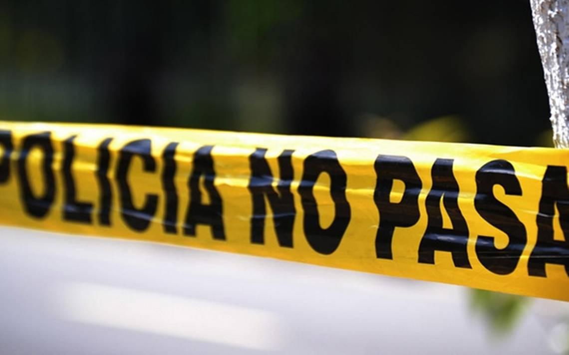 Persecución y balacera en carretera a Perote