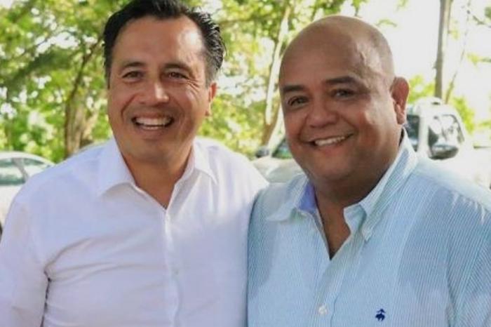 Eric Cisneros no se descarta como próximo secretario de gobierno