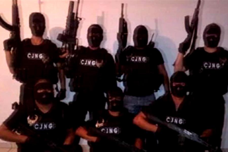Veracruz, entre los estados más violentos dominado por el CJNG