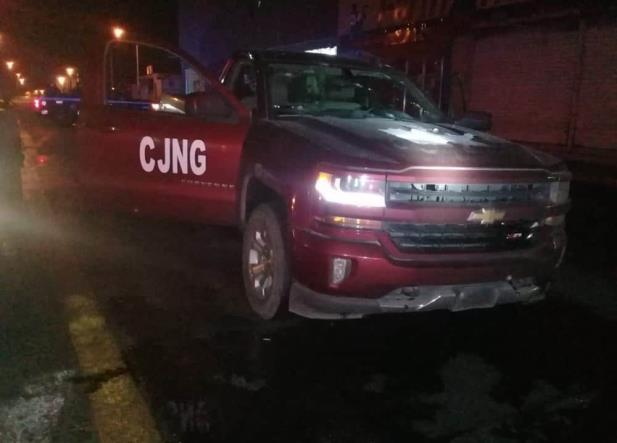Balacera en Michoacán dejó 3 muertos y 10 heridos