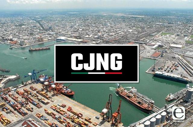 ¿Cómo opera el CJNG en el Puerto de Veracruz?