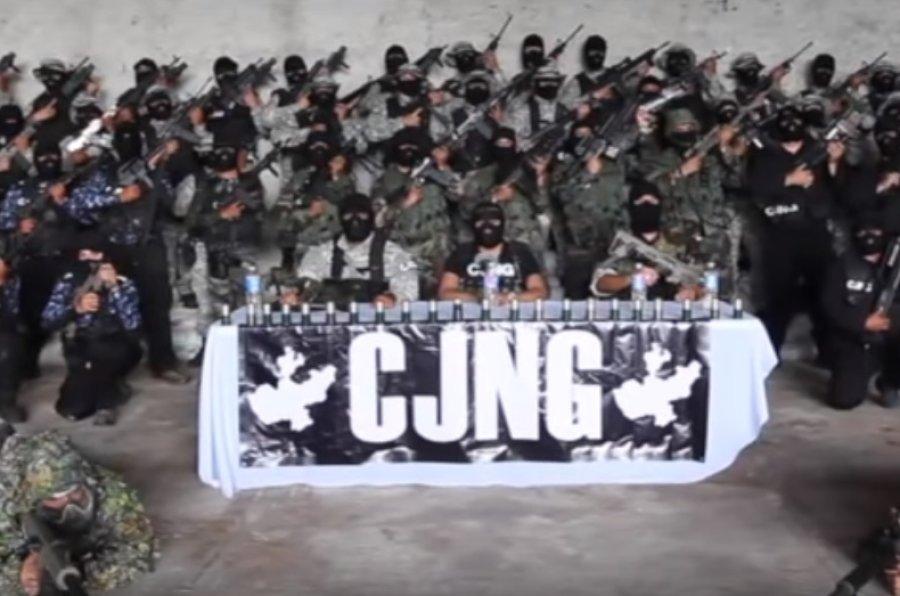 SHCP va contra empresas fantasma del Cártel de Jalisco Nueva Generación