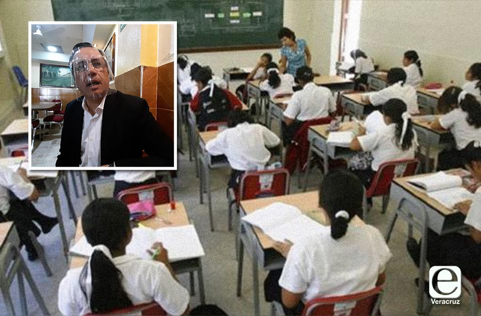 En enero se podría regresar a las aulas: Cuitláhuac
