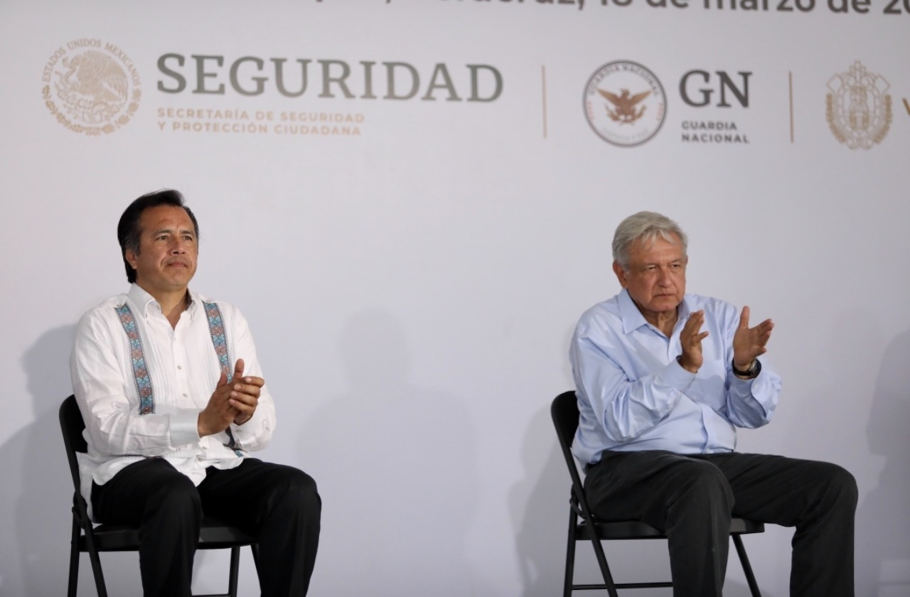 Clases presenciales, en mes y medio en Veracruz: AMLO
